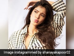 Shanaya Kapoor Loves Her French Fries, Here's Proof!