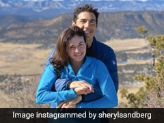 Facebook COO Sheryl Sandberg Thanks Fiance For Helping Her Find Love After Death Of Husband