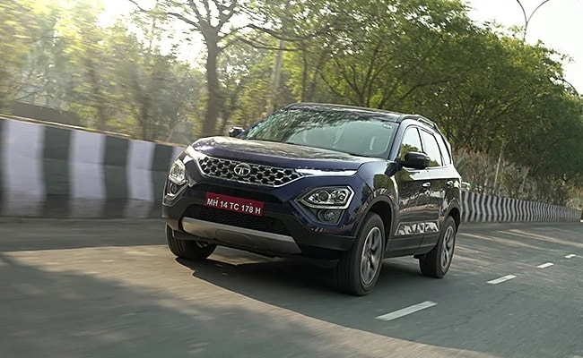 Tata Motors has started accepting pre-bookings for the new Safari for Rs. 30,000.