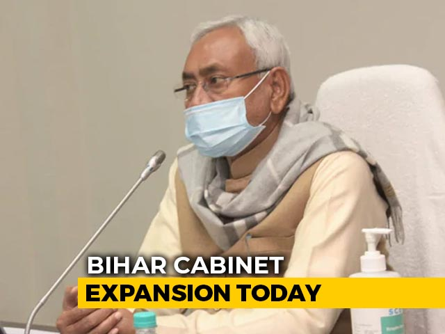 Video : Bihar Cabinet Expansion Today, Nine Berths For BJP, Eight For JDU