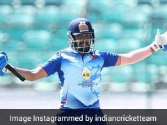 Vijay Hazare Trophy: Prithvi Shaw Smashes 185* As Mumbai Thrash Saurashtra By 9 Wickets To Enter Semi-Finals