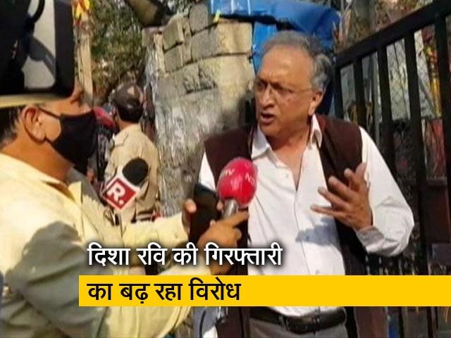 Videos : दिशा की गिरफ्तारी पर रामचंद्र गुहा बोले, देश में इमरजेंसी जैसे हालात