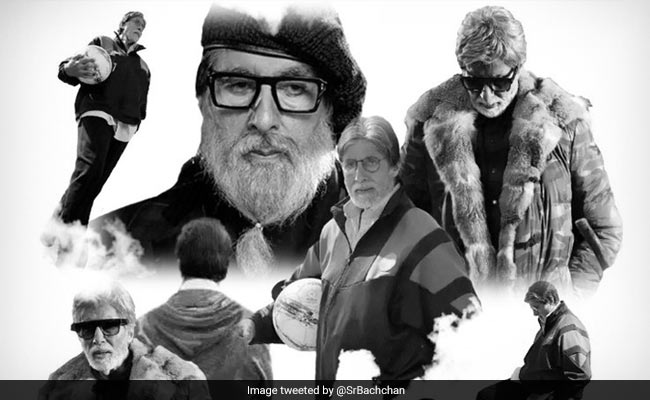 The Many Moods Of Amitabh Bachchan, Courtesy Chehre, Jhund And Brahmastra
