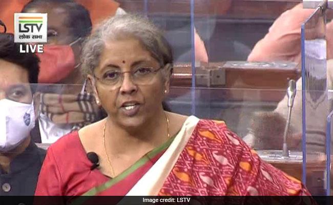 "P Chidambaram's Speech On Union Price range Solely ""Verbose"": Nirmala Sitharaman"