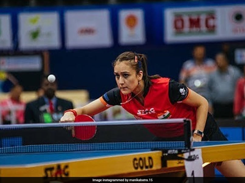 Manika Batra dismantles Olympic training after agreeing to go to Camp Nacional