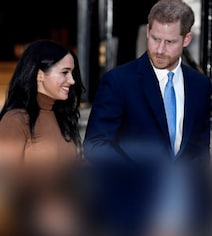 'It's A Girl': Harry, Meghan Reveal 2nd Child's Gender In Oprah Tell-All