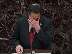 """""""Dad, I Don't Want To Come Back To Capitol,"""" Democrat Tearfully Recalls"""