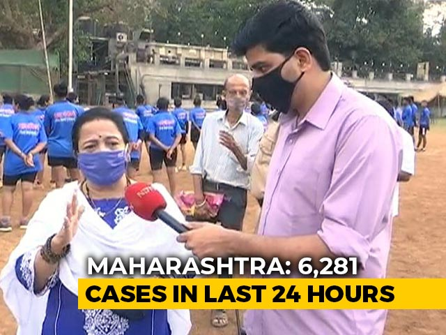 Video : Follow Covid Rules Or Face Lockdown, Mumbai Mayor Warns Residents