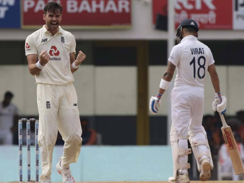 """""""Hes Still Going, Im Watching From Sofa"""": Dale Steyn On James Anderson Comparisons"""