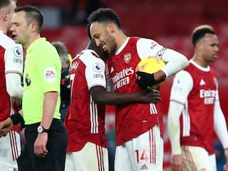 Arsenal To Investigate Pierre-Emerick Aubameyang Over Alleged Tattoo Breach