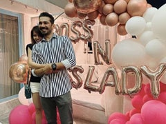 <i>Bigg Boss 14</i>: Pics From Winner Rubina Dilaik's Homecoming, With Husband Abhinav Shukla By Her Side
