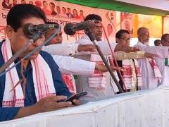 'Team Baghel' Training Assam Congress Leaders, Workers Ahead Of Election
