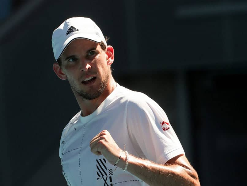 Australian Open: Dominic Thiem Races Into Third Round