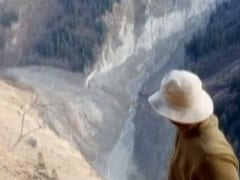 Researchers In Uttarakhand To Inspect Lake Formed After Avalanche