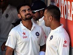 India vs England: Virat Kohli Equals MS Dhoni's Test Captaincy Record In India