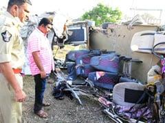 14 Killed In Andhra Pradesh Bus Accident, 4 Survivors Are Children