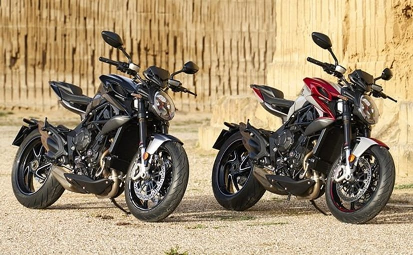 2021 MV Agusta Brutale 800 and Dragster 800 get completely revamped