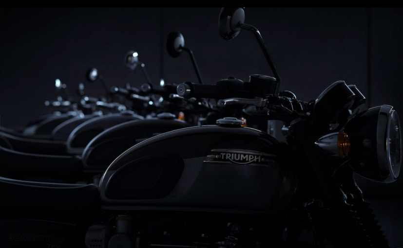 2021 Triumph Bonneville family will be unveiled on February 23, 2021