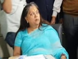 Video : Vasundhara Raje In Rajasthan After 3 Months. Why Timing Is Significant