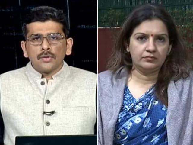 "Video : Shiv Sena Slams ""Andolanjeevi"" Comment"