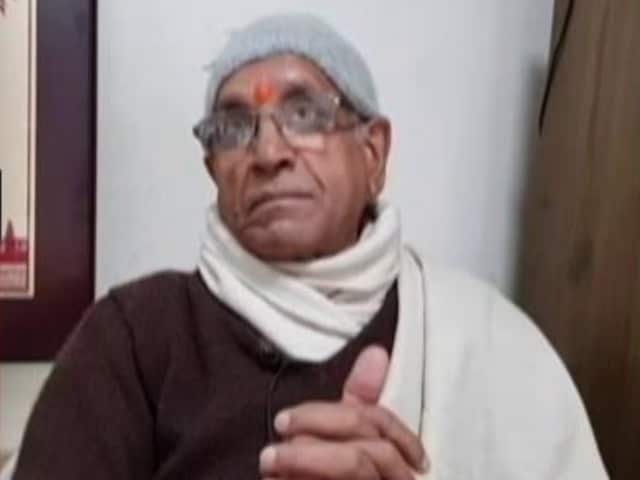Video : VHP Leader's Outburst When Asked About Earlier Mandir Funds