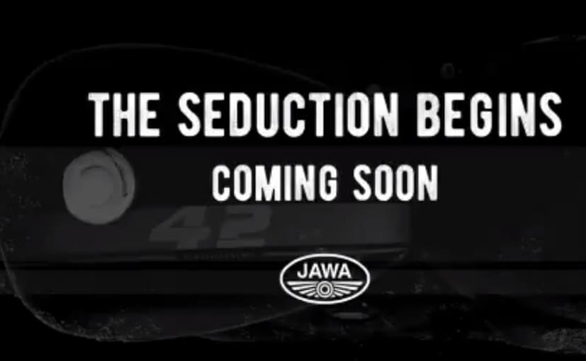 Expect the 2021 Jawa Forty Two to be launched in the next week or so