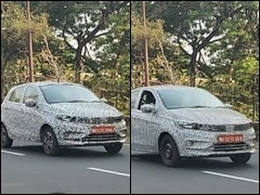Exclusive: Tata Tiago, Tigor CNG Variants Spotted Testing Again