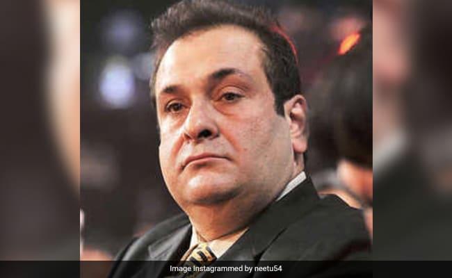 Actor Rajiv Kapoor Dies At  58