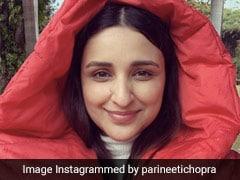 Parineeti Chopra Shoots In Hometown Ambala, Treats Team With Aloo Tikki