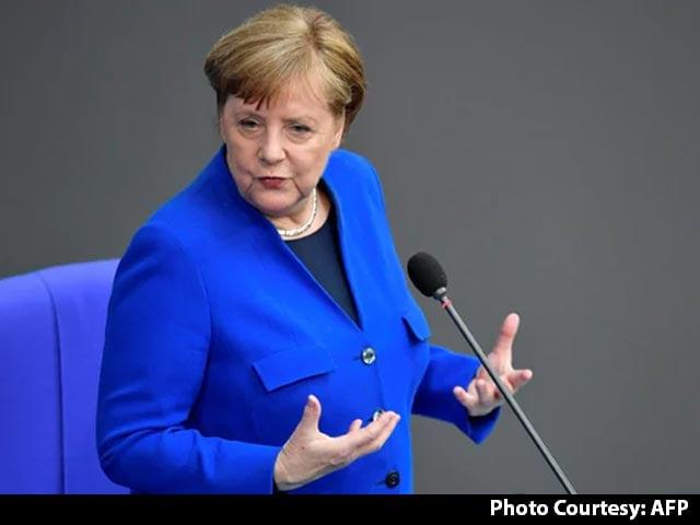 Video : Past Second Peak, But Must Be Careful: Angela Merkel