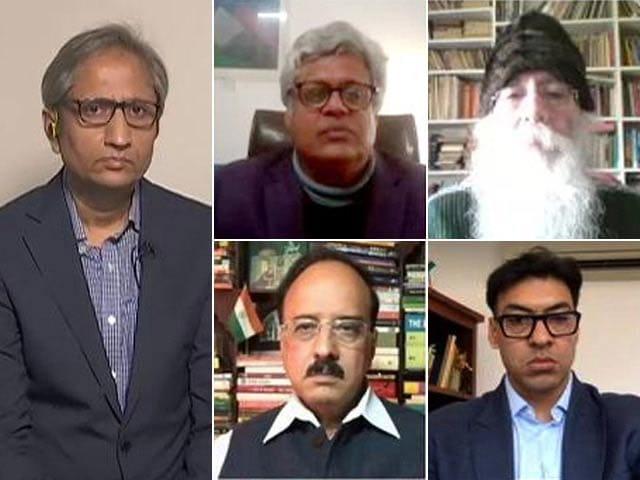 Videos : आम बजट 2021-22 पर रवीश कुमार का विश्लेषण