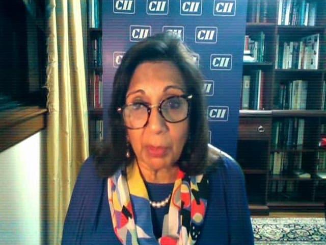 Video: Kiran Mazumdar Shaw On Centre's Healthcare Announcement In Budget