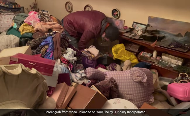 Man Buys Hoarder's Estate, Finds Unexpected Treasures Inside. Watch
