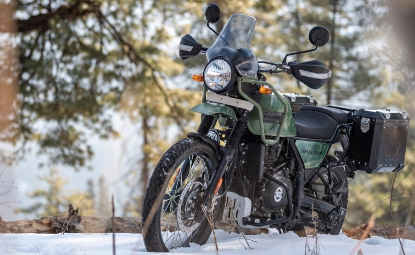 Royal Enfield despatched over 69,000 motorcycles in February 2021