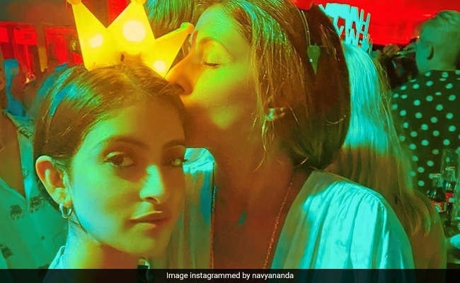 Amitabh Bachchan's Granddaughter Navya Naveli Responds To Troll Who Asked 'What Work Does Shweta Bachchan Do?'