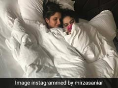 "Sania Mirza Shares Birthday Post For The Person She ""Can't Go A Day Without"""