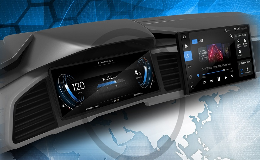 First application of new infotainment ecosystem is for ECARX Asia Pacific region