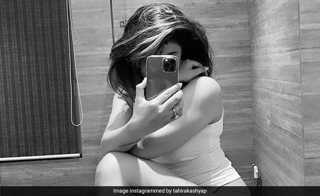 Tahira Kashyap, Who Got Bruises During A 'Heroic' Deed, Is Grateful To Her 69 Kilos