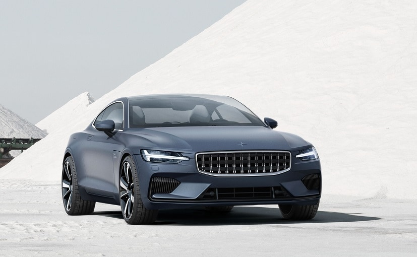 Polestar's Electric Performance Hybrid Enters Final Round of Production
