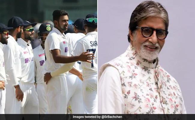 Amitabh Bachchan ने भारत की इंग्लैंड पर जीत को लेकर किया ट्वीट, बोले- जड़ें तो पहले ही उखाड़ दी थीं...