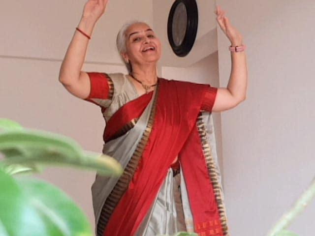 Video : Dancing Dadi के नाम से फेमस रवि बाला ने अपने डांस से मचाया इंटरनेट पर तहलका