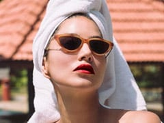 Sunny Leone Channels Her Inner Audrey Hepburn In This Pic