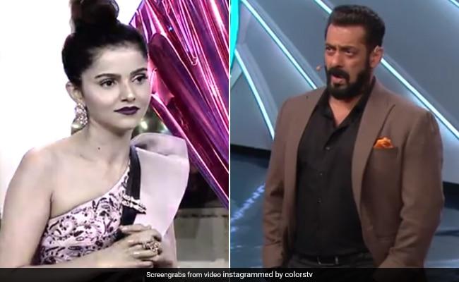 रुबिना ने सलमान खान पर खुल्लम-खुल्ला लगाया आरोप, बोलीं- एजाज को सपोर्ट करते हैं...देखें Video