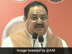 JP Nadda Welcomes Poll Body's Decision To Ban Victory Processions