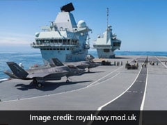 UK To Deploy Aircraft Carrier As Part Of Indo-Pacific 'Renewed Focus'