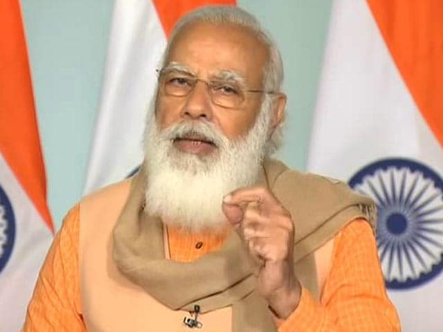 """Video : """"Should Pledge That Country's Unity Biggest Thing"""": PM Amid Farm Protests"""