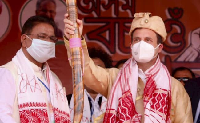 No CAA In Assam If Congress Comes To Energy, Says Rahul Gandhi: 10 Factors