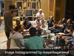 "Mayank Agarwal Introduces Fans To Team Indias ""Mafia Gang"". See Pic"