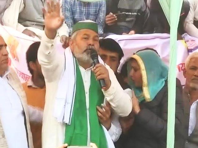 "Video : Farmer Leader Rakesh Tikait's ""Gaddi Wapsi"" Warning, Other Top Stories"