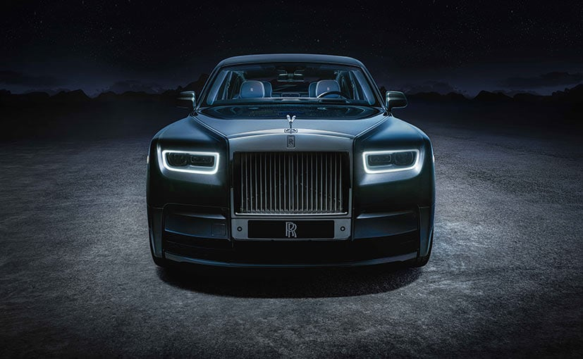 Rolls-Royce will only make 20 units of the highly bespoke Phantom Tempus Collection.